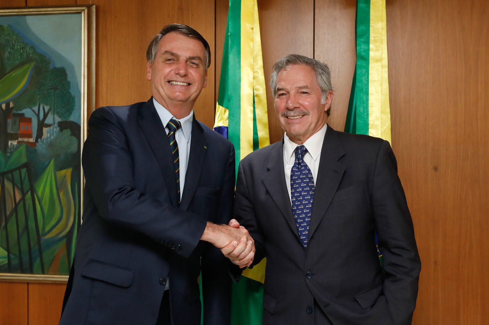 Scioli optimista sobre la relación con Bolsonaro: