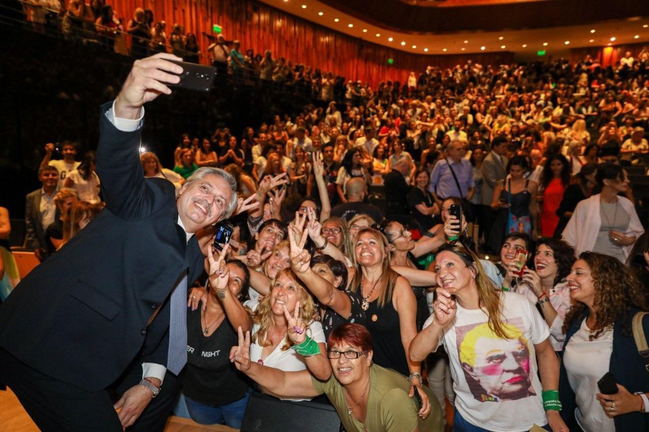 Alberto Fernández habló sobre el reto de Cristina Kirchner en el Congreso