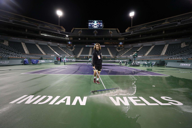 Se cancela el Masters de Indian Wells debido al coronavirus