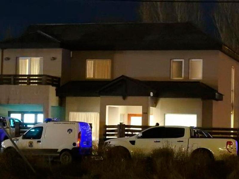Encontraron manchas de sangre en la casa de Fabián Gutiérrez en El ...
