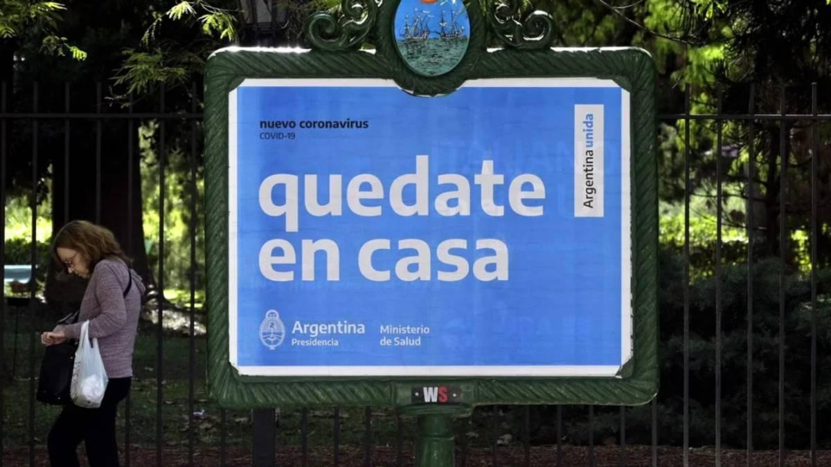En Argentina se registraron 13 nuevas muertes por covid-19
