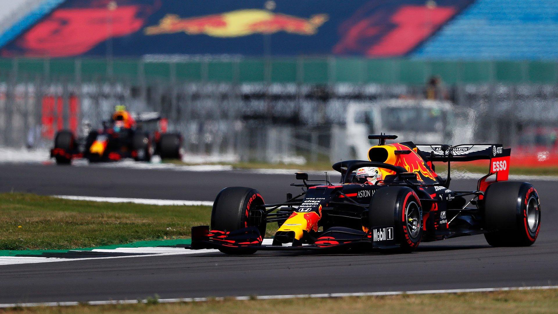 Verstappen se impuso en Silverstone y relegó a Mercedes en el ...