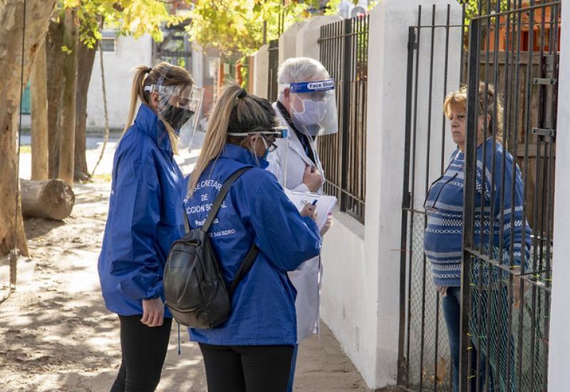 Hubo 160 muertes por coronavirus en Argentina en las últimas 24 horas