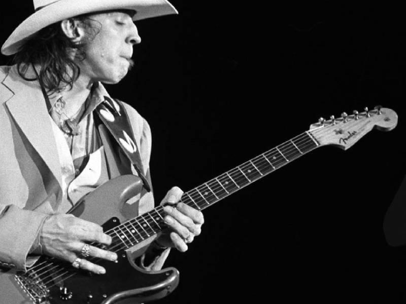 """A 30 años de la prematura muerte de Stevie Ray Vaughan, la """"esperanza  blanca"""" del blues – Diario El Ciudadano y la Región"""