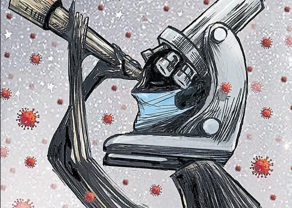 La pandemia: un trampolin para promover el pensamiento cientifico