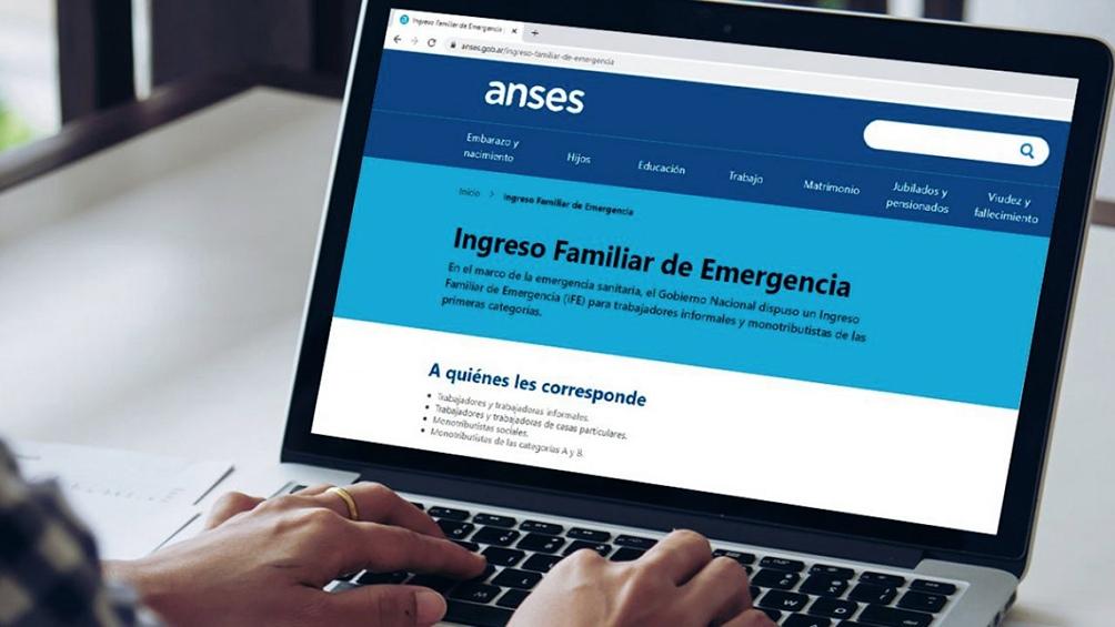 Cronograma de pagos del Ingreso Familiar de Emergencia (IFE) para hoy