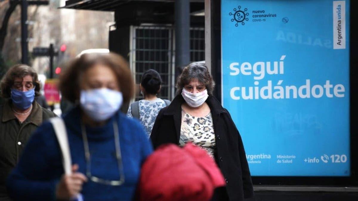 Argentina es el país con más muertos diarios por millón de habitantes