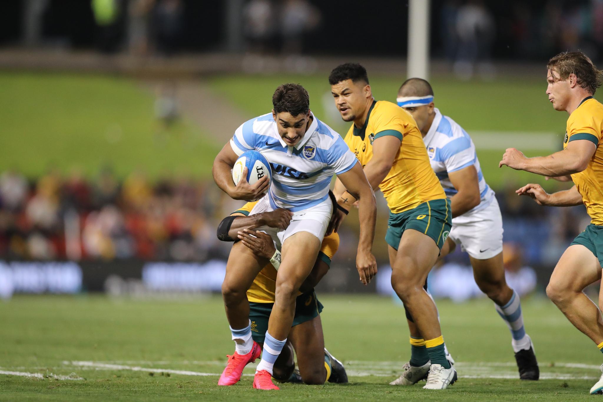 Torneo Tres Naciones: con garra, los Pumas igualaron ante Australia –  Diario El Ciudadano y la Región