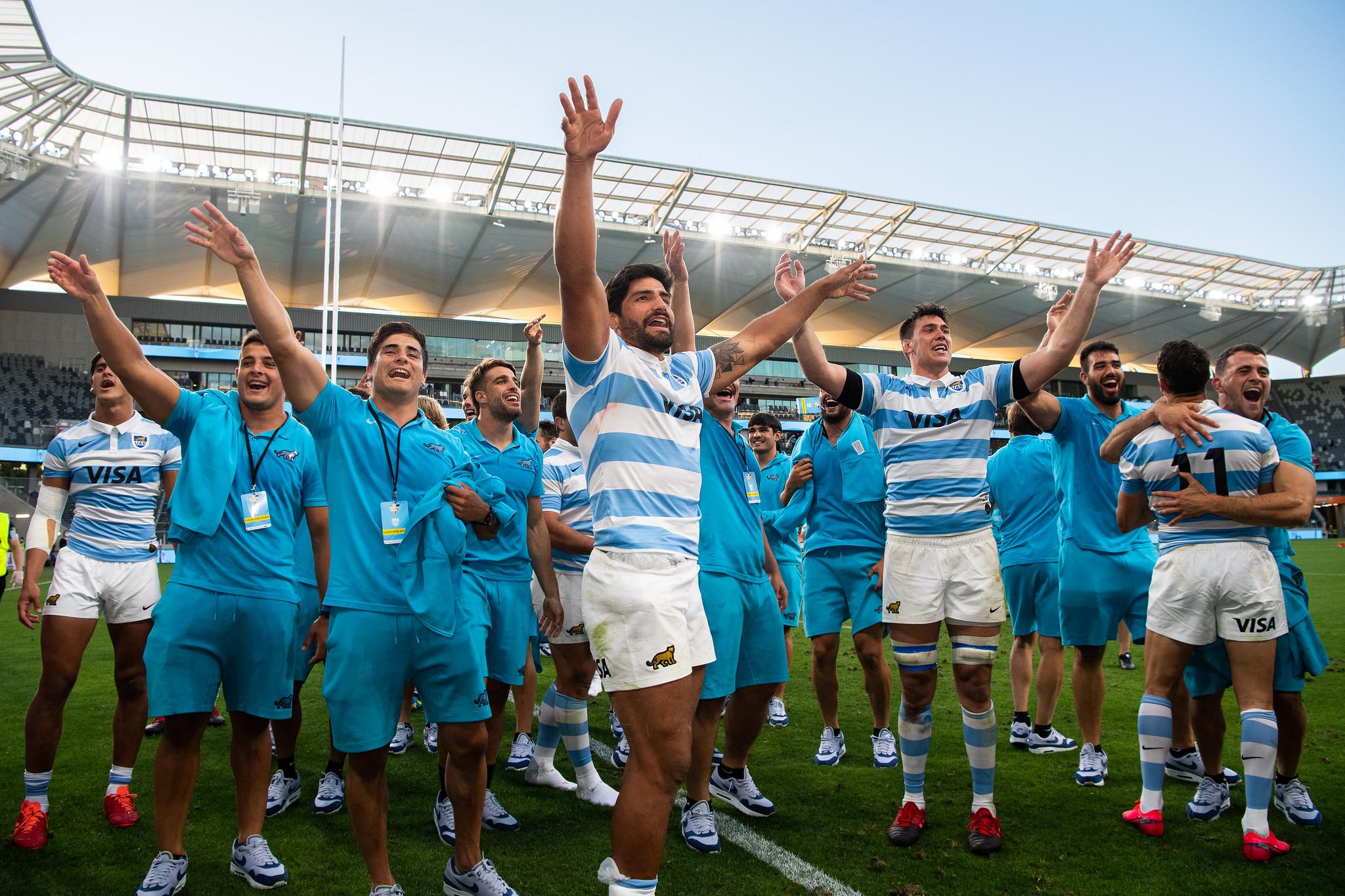 Histórico! Los Pumas le ganaron por primera vez a los All Blacks, y Australia fue el escenario – Diario El Ciudadano y la Región