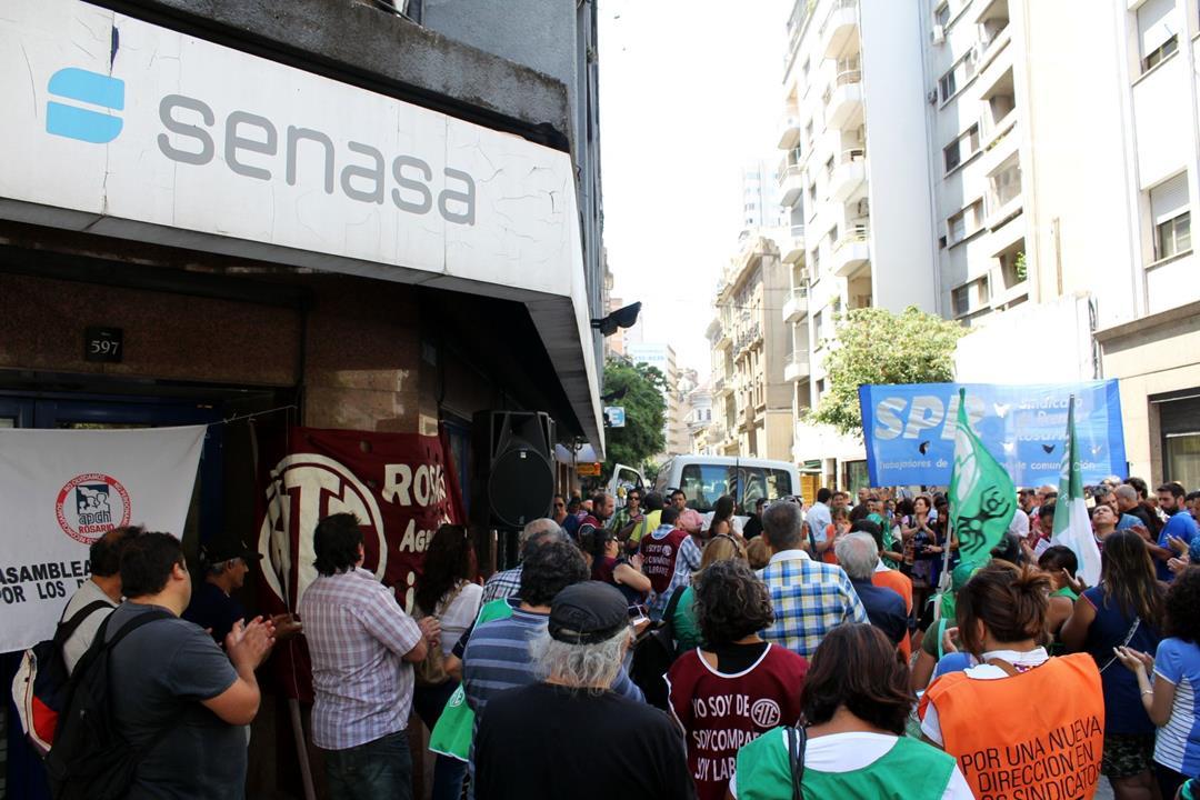 Piden la reincorporación del técnico del Senasa que denunció estafas durante el macrismo