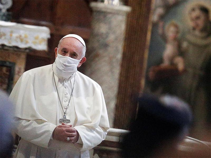 El Papa se vacunará contra el covid-19 la próxima semana