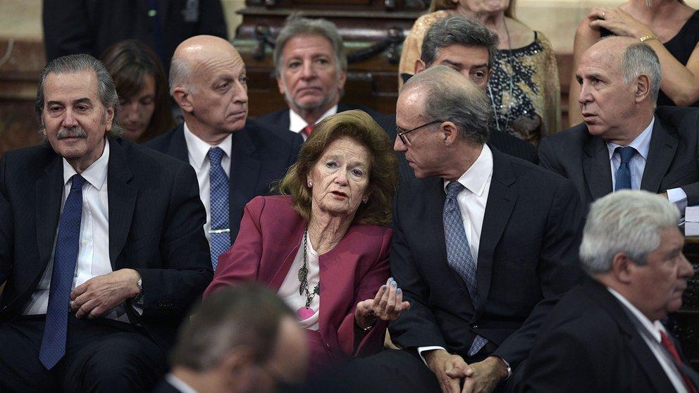 Alberto Fernández explotó contra el fallo de la Corte — Clases presenciales