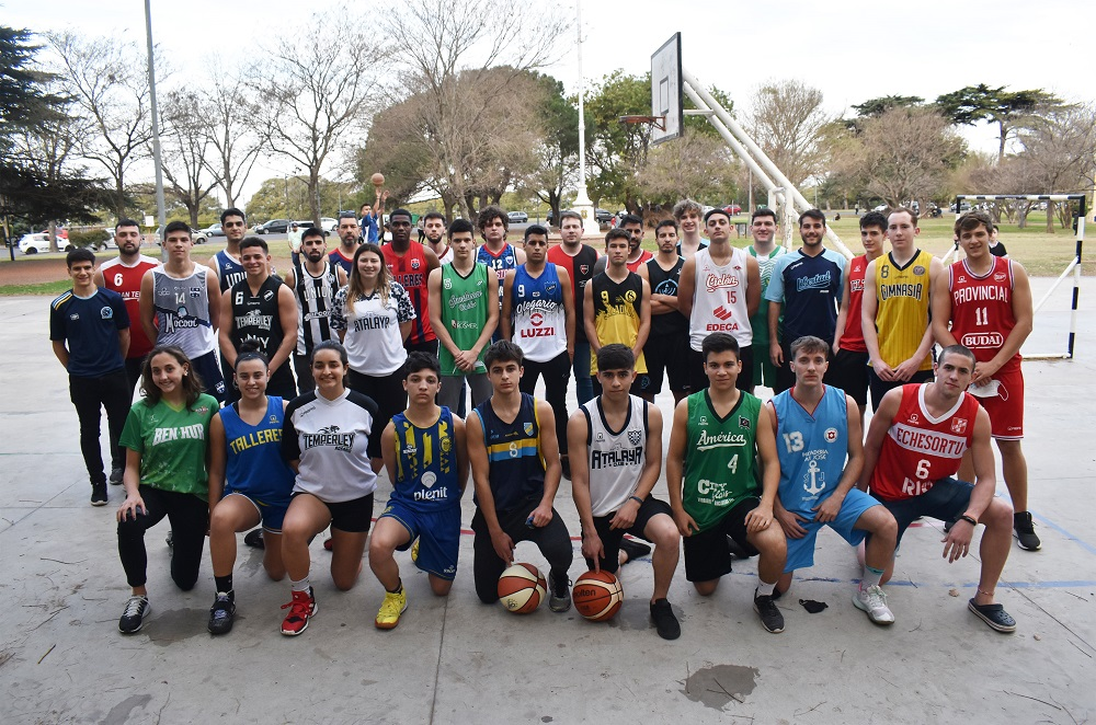 Rosario basketball is back, with the desire to finish another very difficult year on the court